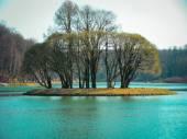 Islet in Tsaritsino — Stock Photo