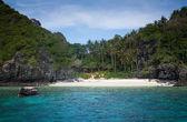 η παραλία — Stockfoto