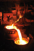 Metallurgy — Stock Photo