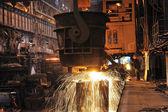 Metallurgie — Stockfoto