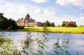 Castle Howard, North Yorkshire, UK — Stock Photo