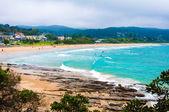 Lorne beach on Great Ocean Road, Victoria state, Australia — Stock Photo