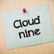 Cloud Nine — Stock Photo #68788243