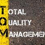 Acronym TQM - Total Quality Management — Stock Photo #70465815
