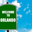 Welcome to ORLANDO — Stock Photo #74033127