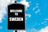 Benvenuti in Svezia — Foto Stock