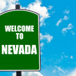 Welcome to NEVADA — Stock Photo #74283531