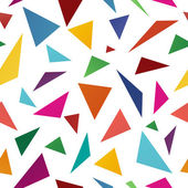 Triangle abstract backgrounds vector illustration — Stock Vector