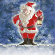 Christmas Santa Claus — Stock Photo #58797443