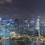 Skyline of Singapur — Stock Photo #60862971