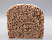 Granary Bread on gray background — Stock Photo
