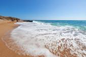 Surf on a beach — Stock Photo