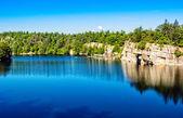 Mohonk Lake — Stock Photo