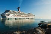 Carnival Freedom — Stock Photo