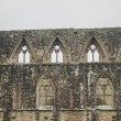 Ruins of Tintern Abbey, a former cistercian church from the 12th — Stock Photo #53832537