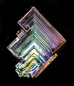 Bismuth — Stock Photo