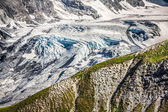 Trentino Alto Adige, Italian Alps - The Ortles glacier — Stock Photo