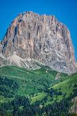 Gruppo del sella, dolomites m Pordoi Güney yüzü (2952 m) küstahlık — Stok fotoğraf