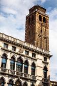 Historic interior the present Venice. — Stock Photo