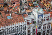 Marco square is the most famous and attractive square in Venice — Stock fotografie