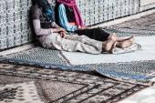 The Great Mosque of Kairouan, Tunisia, africa — Foto Stock