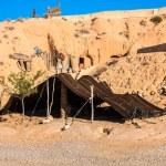 A Berber tent in Matmata, Tunisia — Stock Photo #57401345