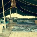 A Berber tent in Matmata, Tunisia — Stock Photo #57402541