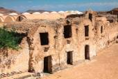 Typical Tunisian ksar from the ville of Medenine — 图库照片