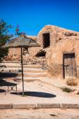 Medenine (Tunisia) : traditional Ksour (Berber Fortified Granary — Stock Photo