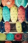 Earthenware in the market, Djerba, Tunisia — Stock Photo