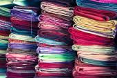 řemesla na trhu v maroku — Stock fotografie