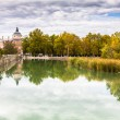 Royal Palace of Aranjuez, a residence of the King of Spain, Aran — Stock Photo #59718641