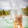 Ornamental fountains of the Palace of Aranjuez, Madrid, Spain. — Stock Photo #59719145