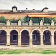 Part of the Royal Palace (Palacio Real), Aranjuez, Spain — Stock Photo #59719837