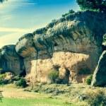 The Ciudad Encantada (Enchanted City), Cuenca (Spain) — Stock Photo #60088611