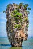 Phuket James Bond island Phang Nga — Stock Photo