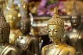 Vue de la statue de Bouddha en Thaïlande — Photo