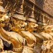 Golden Garuda of Wat Phra Kaew at Bangkok, Thailand — Stock Photo #65146659