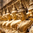 Golden Garuda of Wat Phra Kaew at Bangkok, Thailand — Stock Photo #65146809