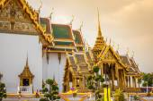 Royal grand palace in Bangkok, Asia Thailand — Stock Photo