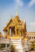 Palacio magnífico, bangkok, tailandia — Foto de Stock