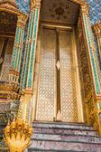 Phra Mondhop or the library in Wat Phra Kaeo, Bangkok ,Thailand — Stock Photo