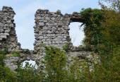 Ruins of Soteska castle, Slovenia — Stock Photo
