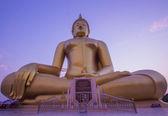 Watmuang in Thailand — Stock Photo
