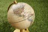Globe terrestre — Photo