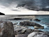 Stormclouds — Stock Photo