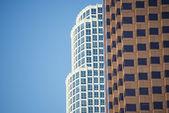 лос-анджелес башни — Стоковое фото