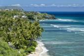 Hawaii Oahu hanauma bay view — Stock Photo
