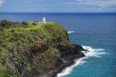 Kauai lighthouse kilauea point — Zdjęcie stockowe
