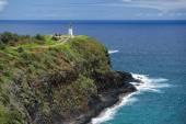 Kauai lighthouse kilauea point — Stock Photo